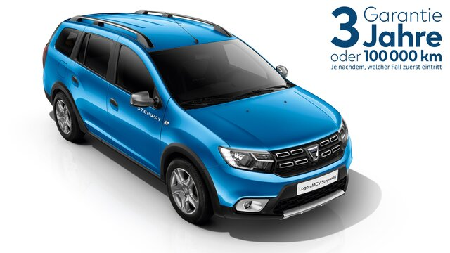 Dacia Logan MCV Stepway Top-Angebot ab 12.650 €