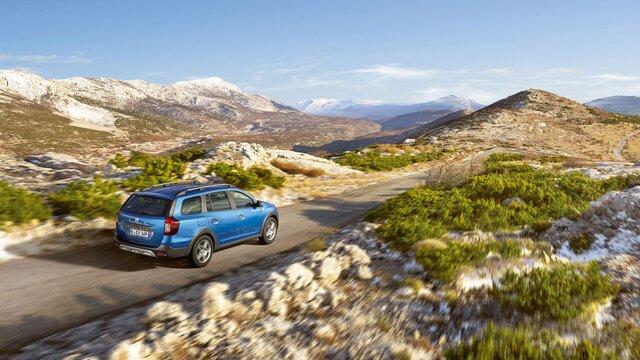 Dacia Logan MCV Stepway Vorteile