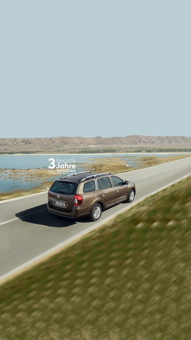 Dacia Logan MCV - Motoren
