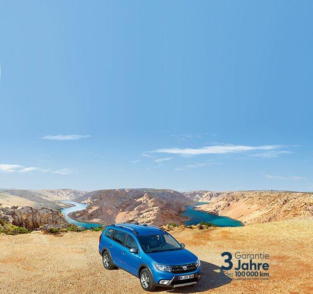 Dacia Logan MCV & Logan MCV Stepway - Deutschlands günstigster Kombi