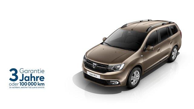 Dacia Logan MCV Top-Angebot ab 7.990 €
