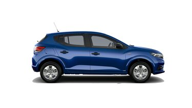 Neuer Dacia Sandero - Leasing Gewerbekunden