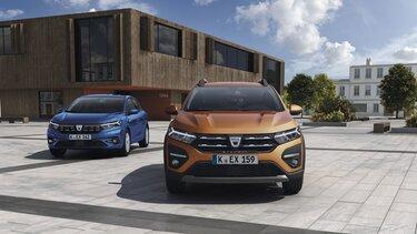 Der neue Dacia Sandero und Sandero Stepway