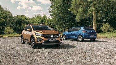 Der Dacia Sandero & Dacia Sandero Stepway