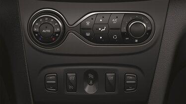 Dacia Sandero Klimaautomatik