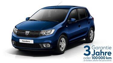 Dacia Sandero Gewerbekunden Angebot
