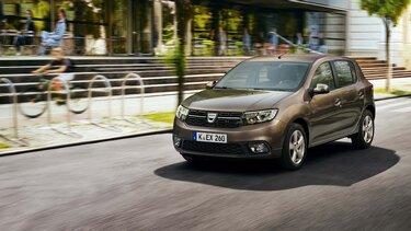 Dacia Sandero – Limousine außen