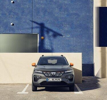 Spring Electric- Elektrisches Stadtauto von Dacia
