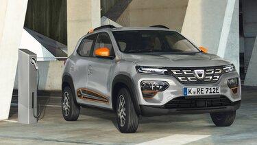 Der neue Dacia Spring Electric