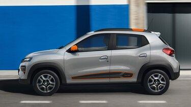 Dacia Spring Seitenansicht