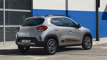 Dacia elektrische Reichweite in der Stadt