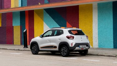 Bestellen Sie den Dacia Spring Electric vor