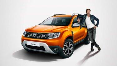 Dacia Duster og Lasse