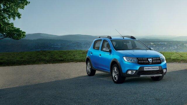 Ceny a verzie Dacia Sandero Stepway