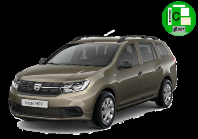 Logan MCV- Dacia Epaña