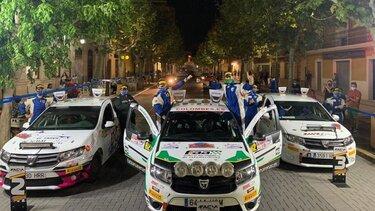 Sandero Cup - Dacia España