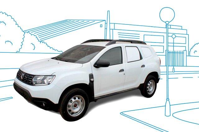 Duster Van - Dacia España