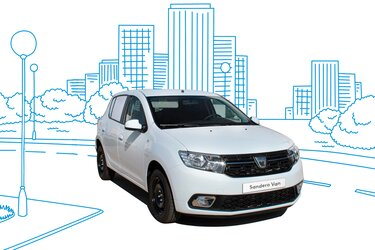 Sandero Van - Dacia España