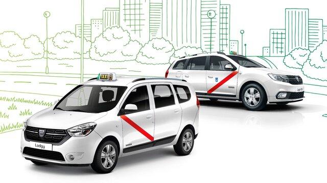 Taxi - Dacia España