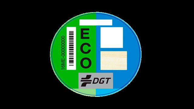 Etiqueta Eco - Dacia España