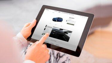 Dacia Webstore