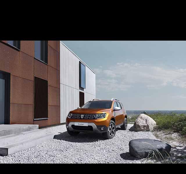 Promo Dacia Duster