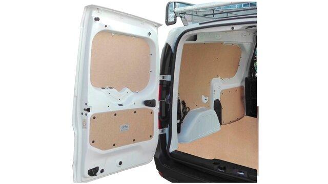 Paneles laterales - Dokker Van