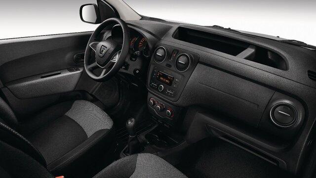 Dacia Dokker - Equipamientos