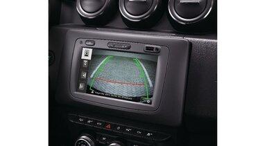 Duster interior - Climatización automática