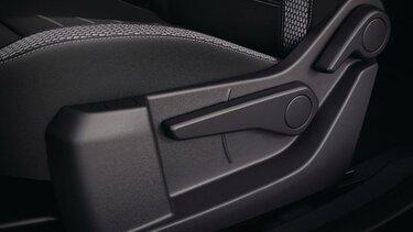 Dacia Duster - Reposabrazos asiento del conductor