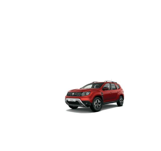 Dacia Duster HJD Xplore - Vista de perfil