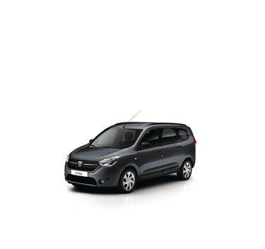 Dacia Lodgy - Exterior azul
