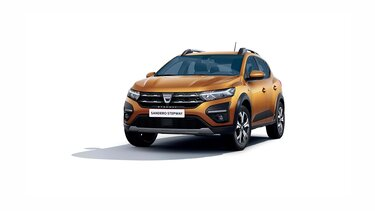 Nouvelle Dacia Sandero Stepway crossover