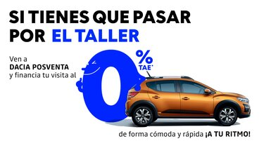 Dacia Financiación Posventa