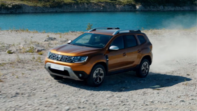 4x4 Duster