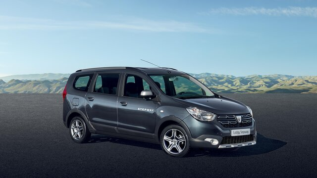 Offre Dacia Lodgy
