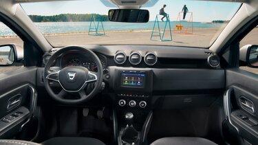 Intérieur Dacia Lodgy