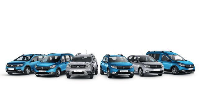 1 million Dacia