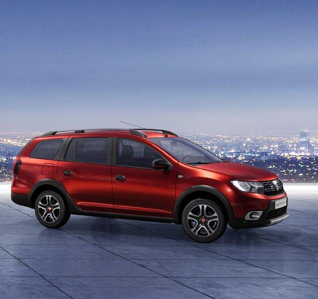 Dacia série limitée logan mcv