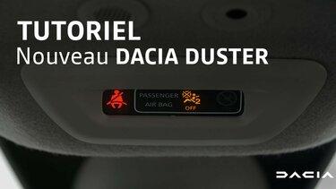 Désactiver les airbags passagers