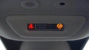 désactivation airbag passager