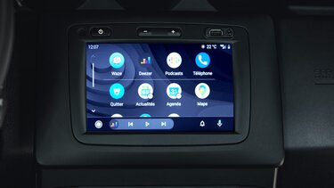 media nav - réplication Android auto