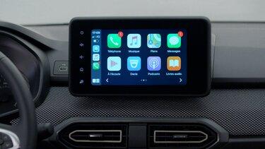 Media display - Réplication smartphone