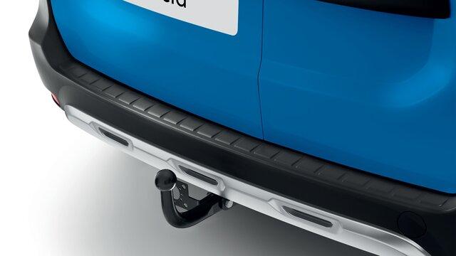 Dacia dokker - Pack attelage col de cygne