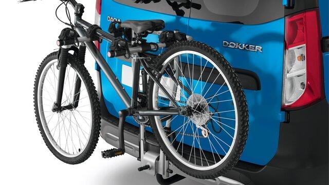 Dokker - Porte vélos sur attelage