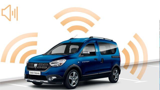 Dacia Dokker - Alarme