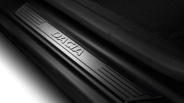 Dacia Dokker - Seuils de portes avant noir Dacia