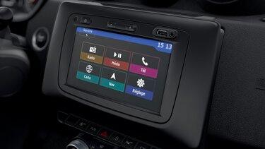 Dacia Duster 15ème anniversaire design intérieur