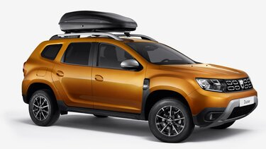 Dacia Duster coffre de toit