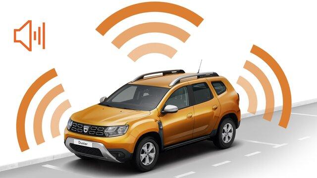 Alarme Dacia Duster